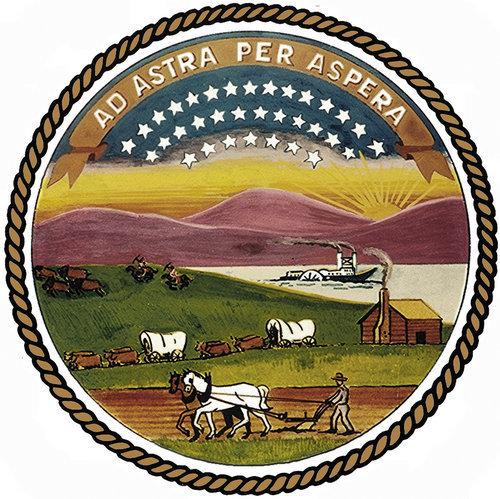 Kansas State Seal - Page