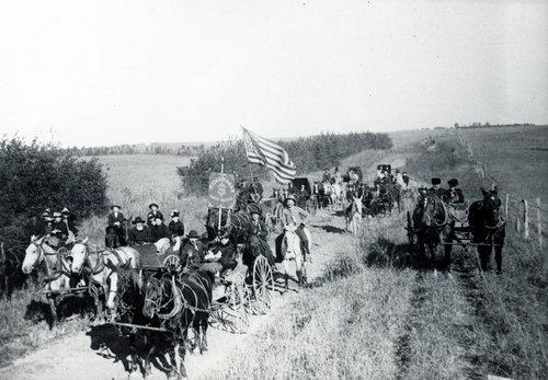 Populist group, Dickinson County, Kansas - Page