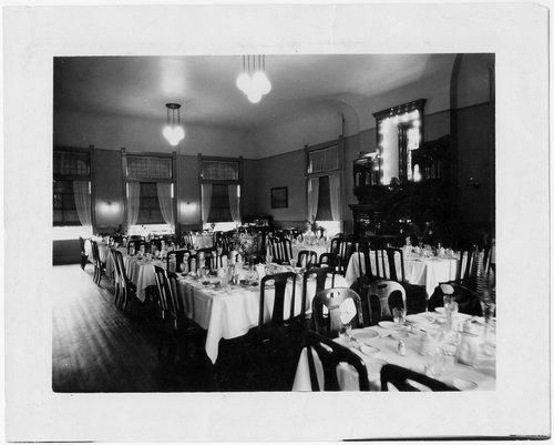 Atchison, Topeka & Santa Fe Railway Company's Fred Harvey House, Arkansas City, Kansas - Page