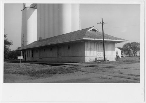 Missouri Pacific Railroad depot, Kiowa, Kansas - Page