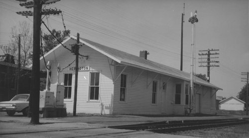Missouri Pacific Railroad depot, Herington, Kansas - Page