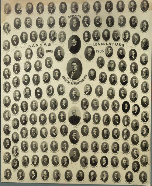 Kansas Legislature, 1905 - Page