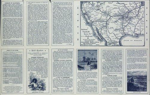 California excursions via the Santa Fe Railway route - Page