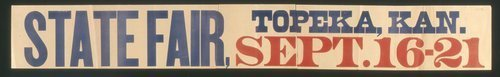 State Fair, Topeka, Kansas - Page