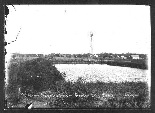O.V. Folsom's irrigation plant, Garden City, Finney County, Kansas - Page