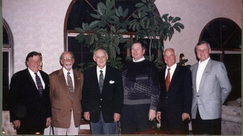 Past presidents of the Kansas State Senate - Page