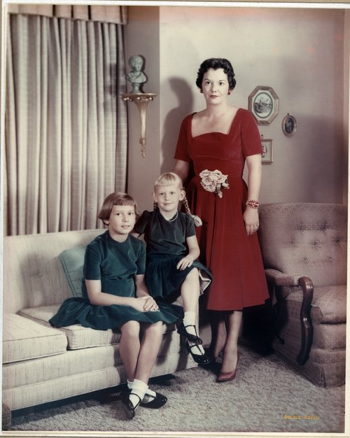 Richard Dean Rogers' family - Page
