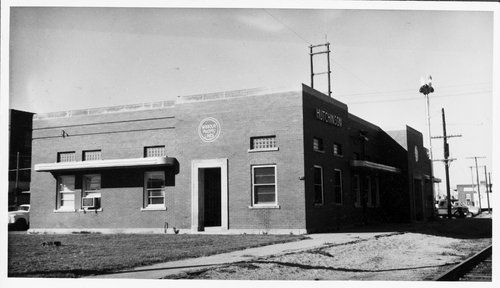 Missouri Pacific Railroad depot, Hutchinson, Kansas - Page