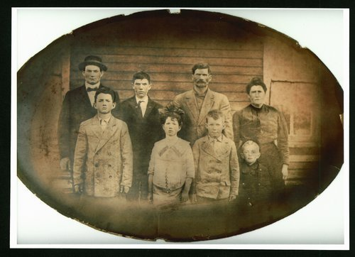 Members of the Martin family, Carbondale, Kansas - Page