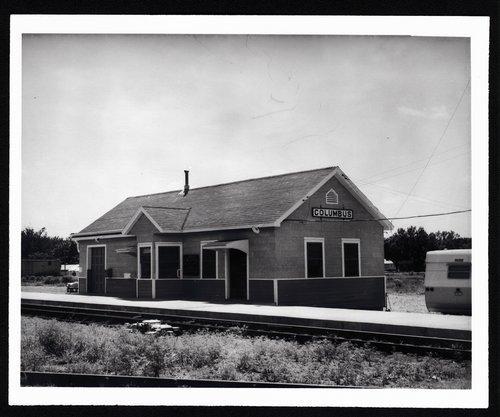 St.Louis-San Francisco Railway depot, Columbus, Kansas - Page