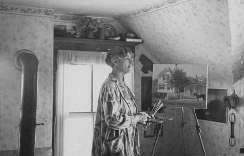 Maude Josephine Mitchell - Page