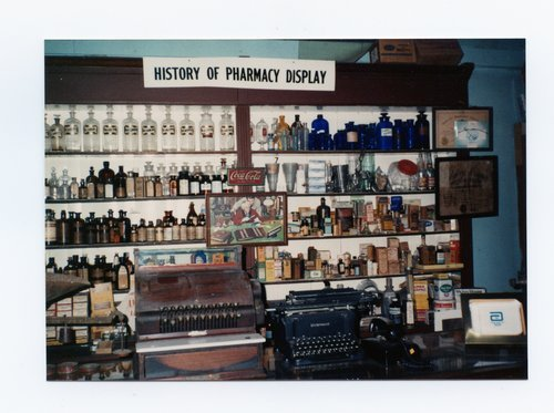 Frank's Pharmacy, Valley Falls, Kansas - Page