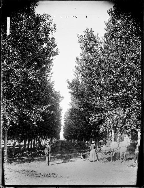 Doty Avenue, Garden City, Kansas - Page