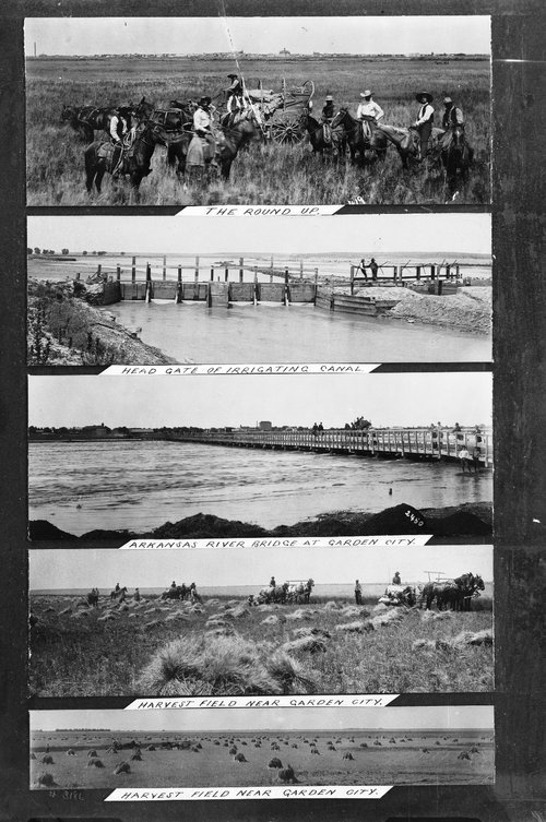 Scenes of Finney County, Kansas - Page