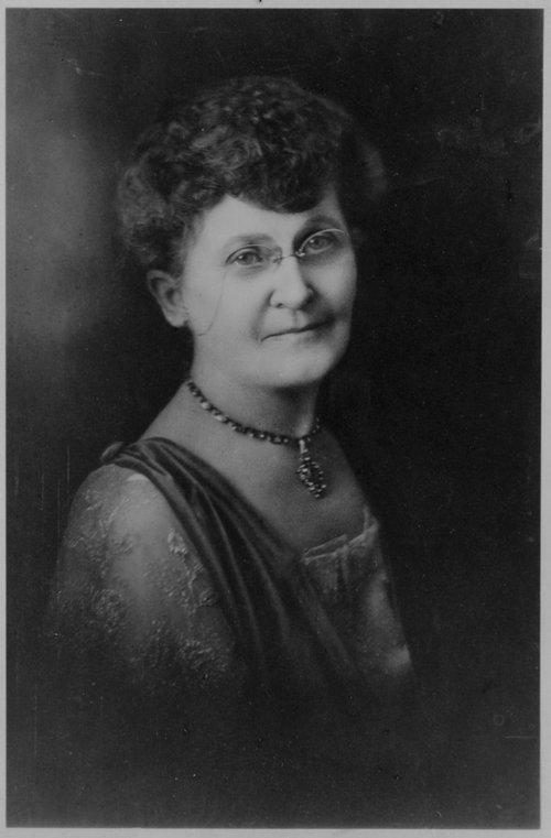 Emma Virginia McAfee Nellis - Page