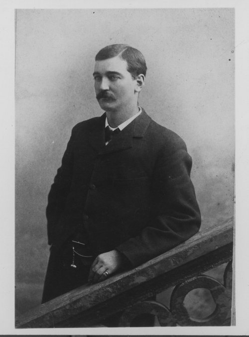 "William Barclay ""Bat"" Masterson - Page"