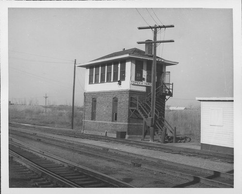 Chicago, Rock Island & Pacific interlocking tower, Topeka, Kansas - Page