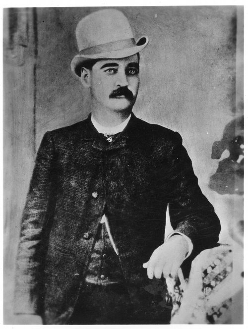 William Barclay (Bat) Masterson - Page