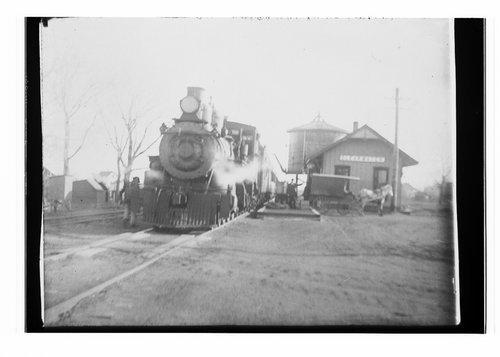 Missouri Pacific Railroad depot, Clearwater, Kansas - Page