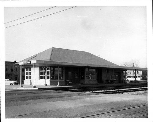 Kansas City Southern depot, Pittsburg, Kansas - Page