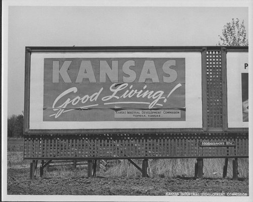 Kansas good living! - Page