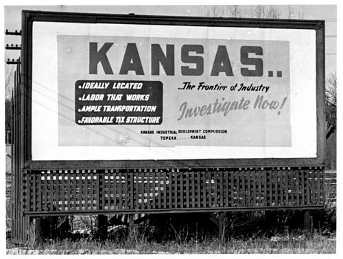 Kansas. The frontier of industry - Page