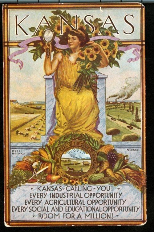 Kansas calling you - Page