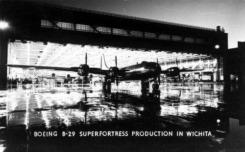 Boeing B-29 Superfortress Production in Wichita - Page