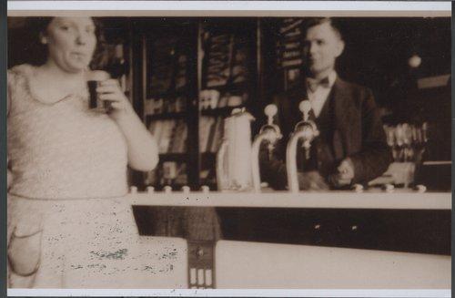 Clark's Pharmacy, St. Marys, Kansas - Page