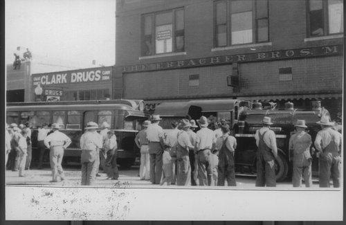 Promotional train car, St. Marys, Kansas - Page