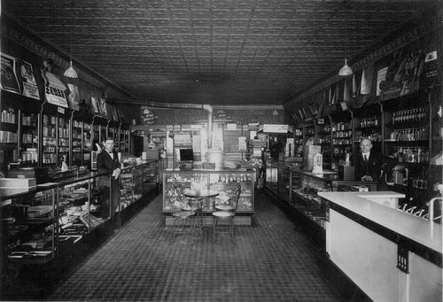 DeDonder & Co. pharmacy, St. Marys, Kansas - Page