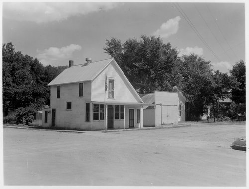Post Office, Richland, Kansas - Page