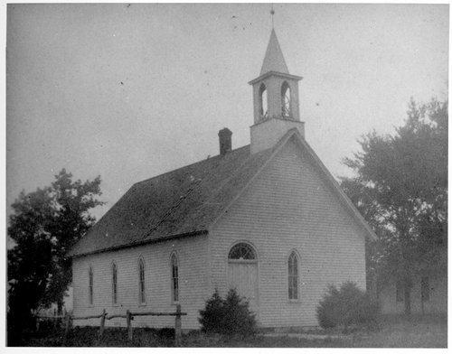 United Brethren Church, Richland, Kansas - Page