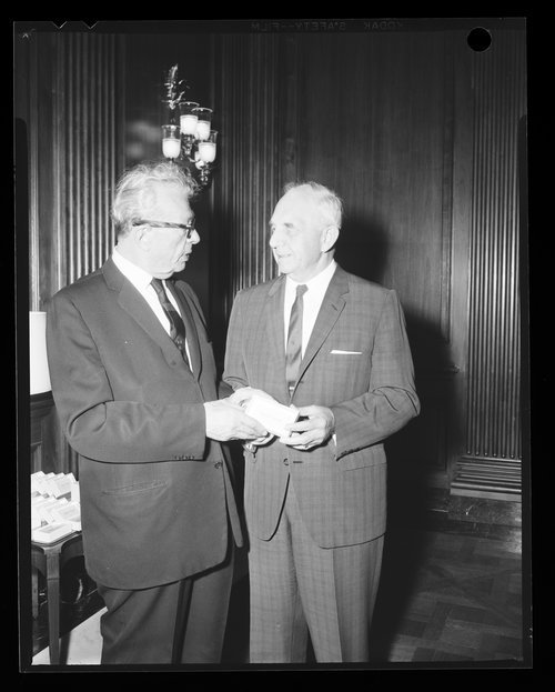 Frank Carlson and Everett Dirksen - Page