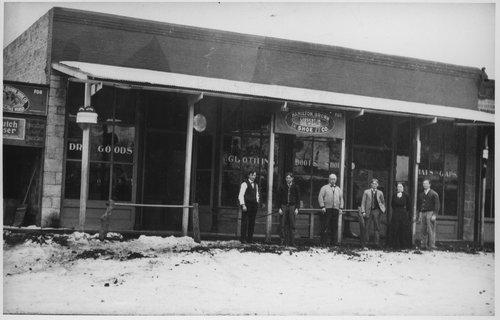 Neese General Store, Richland, Kansas - Page