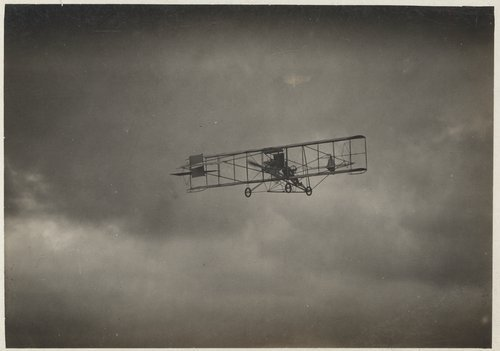 Longren's first flight, September 2, 1911, Topeka