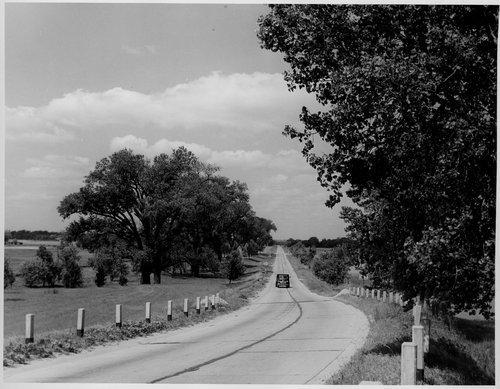 US Highway 24 near Belvue, Kansas - Page