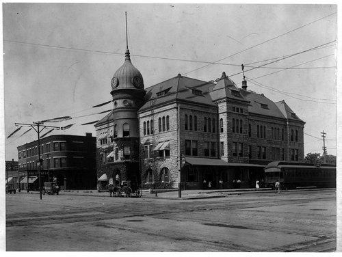 Chicago, Rock Island & Pacific Railroad depot, Topeka, Kansas - Page