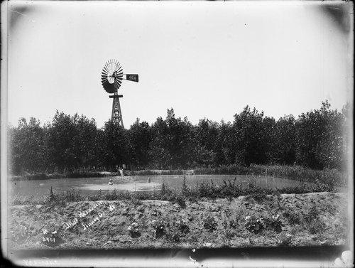 Doty's reservoir, Finney County, Kansas - Page