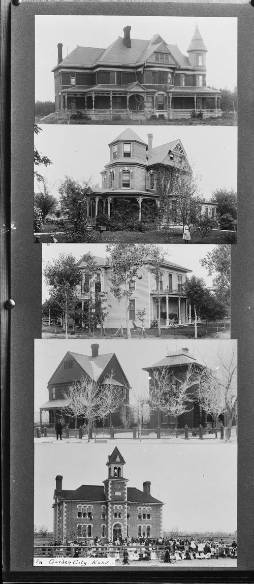 Residences, Garden City, Finney County, Kansas - Page