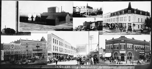 Street scenes, Garden City, Finney County, Kansas - Page