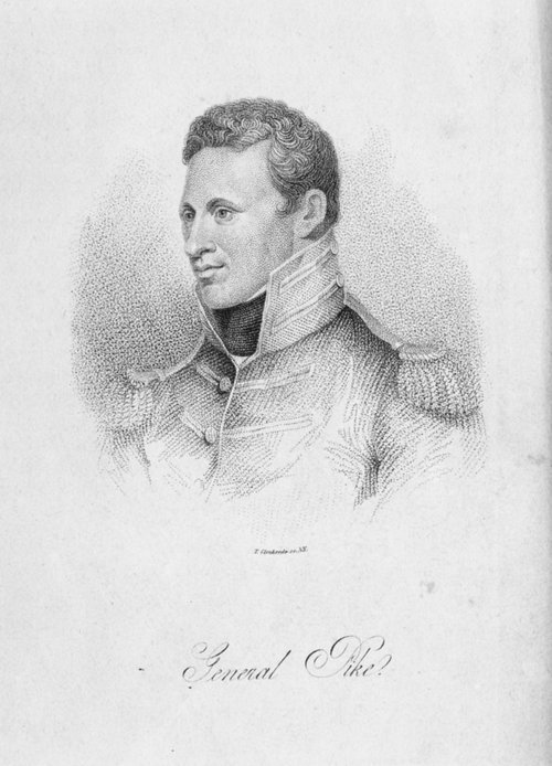 Lieutenant Zebulon M. Pike - Page