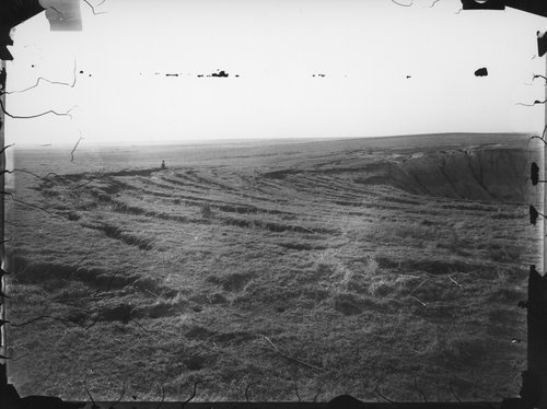 Gully, possibly located in Finney County, Kansas - Page
