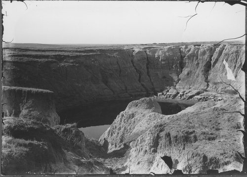 Gully, possibly Finney County, Kansas - Page