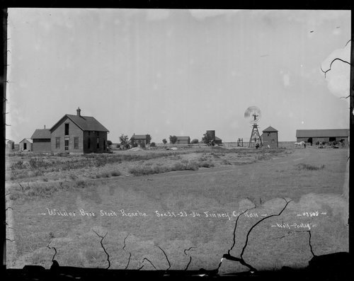 Wilder Brother's stock ranch, Finney County, Kansas - Page
