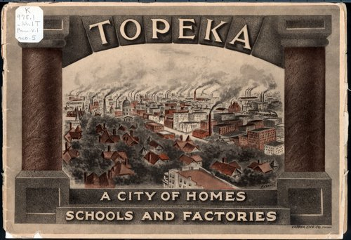 Topeka. A city of homes, schools and factories - Page