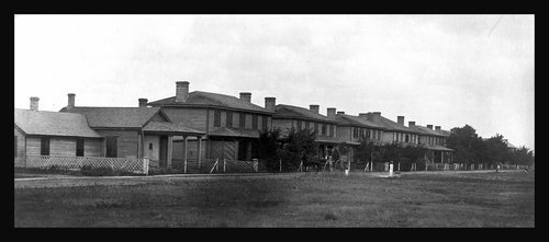 Officers' quarters, Fort Hays, Kansas - Page