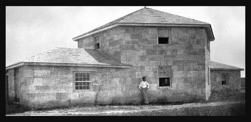 Blockhouse, Fort Hays, Kansas - Page