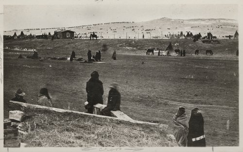 Battle of Wounded Knee Creek, South Dakota - Page
