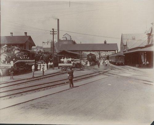 Union depot, Atchison, Kansas - Page